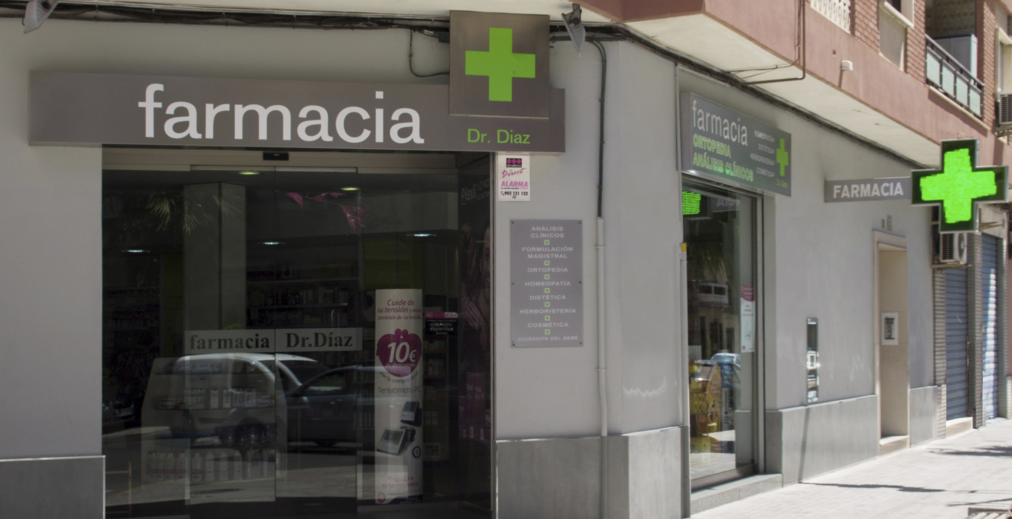 Farmacia Alfafar Doctor Diaz