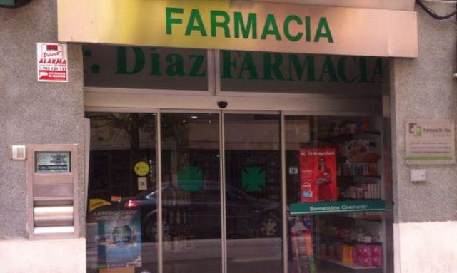 exterior farmacia benifaio