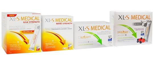 Cumple tu propósito de recuperar la línea con descuentos en XL-S Medical