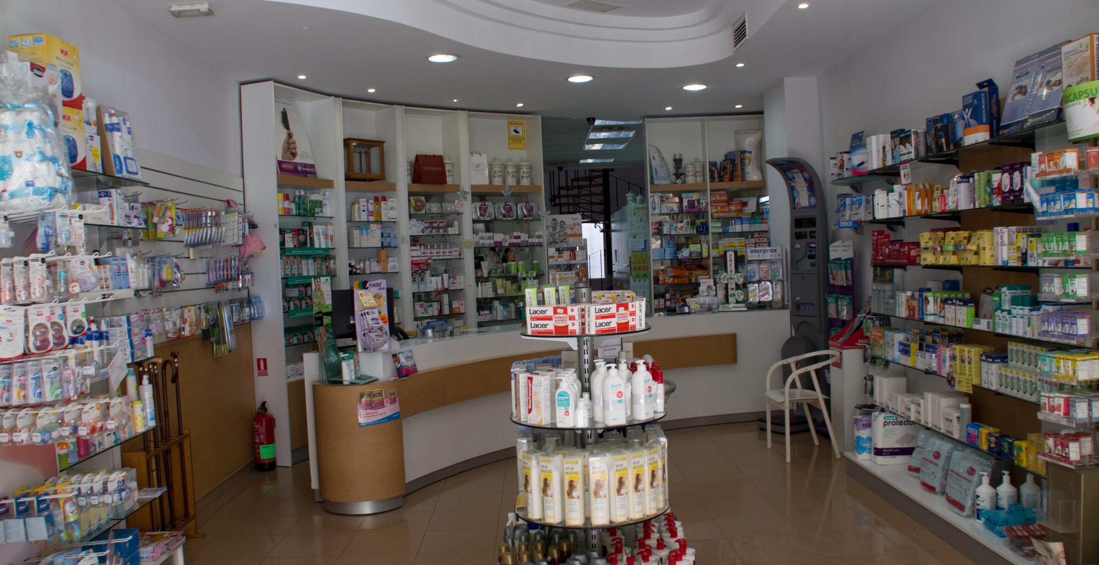 Farmacia Benifaio Doctor Díaz