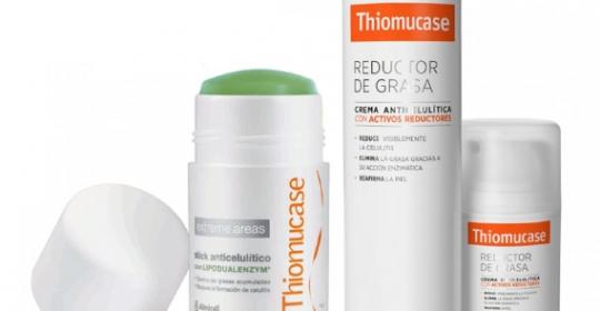 Ataca la celulitis con 4 euros menos en cada producto Thiomucase