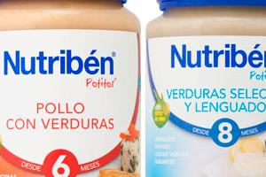 [Promoción] Los Potitos Nutribén tamaño grande a 1 euro
