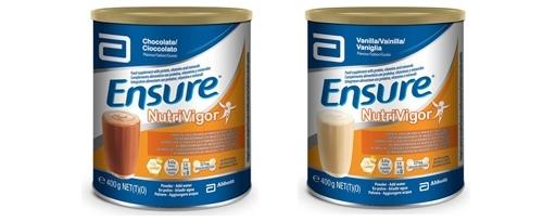 Promoción Ensure Nutrivigor