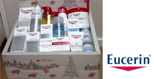 Llévate un lote de productos Eucerin en la Noche de Reyes