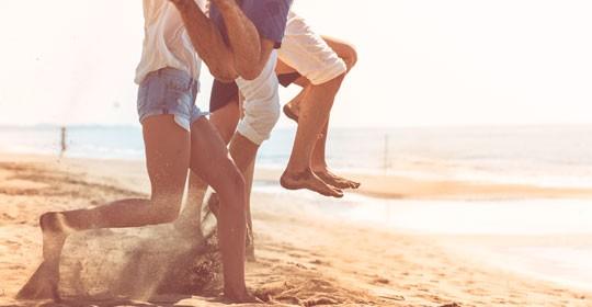 Siéntete con energía en verano y disfruta de tus vacaciones