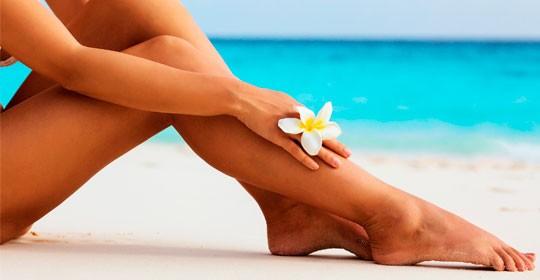 Alivia las molestias de las piernas cansadas con productos específicos