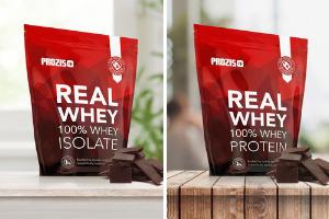 ¿Conoces la proteína de suero de leche de Prozis?
