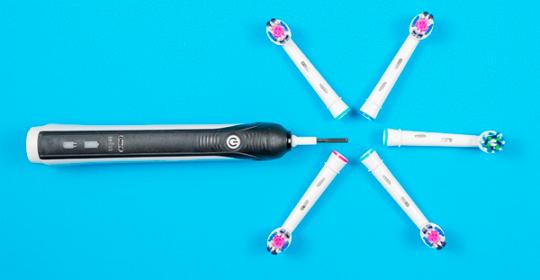Protege tu salud bucodental con los productos con descuento de Oral B