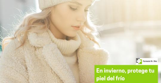 Hidrata tu piel en invierno y protégela del frío