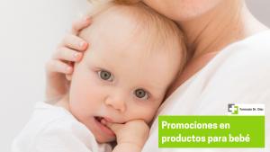 Descuentos en productos para el cuidado del bebé