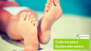 Los mejores productos para el cuidado de pies en verano