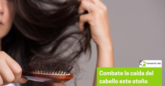 ¿Pérdida de cabello? Combátela con los mejores productos